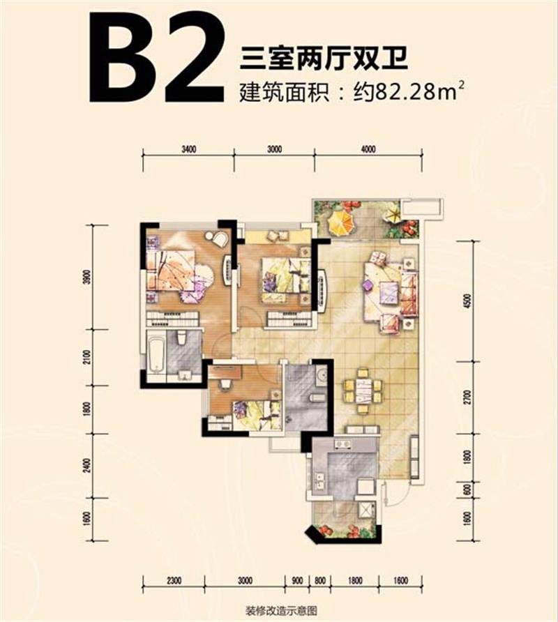 时代青江B2