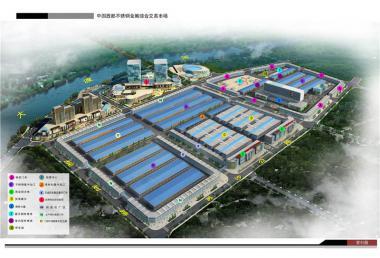 中国西部不锈钢金属综合交易市场 1室0厅 22㎡