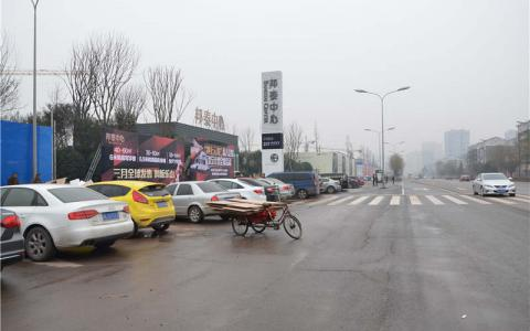 邦泰中心实景图