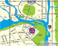 佳乐江屿城区位图