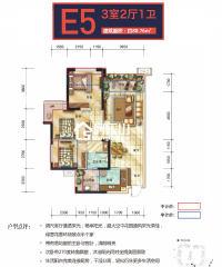 翡翠国际5期E5