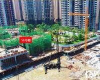翡翠国际5期2018.5月工程进度实拍