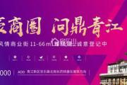 乐山世豪广场世豪荟:青江世豪商圈,赋能城市新生