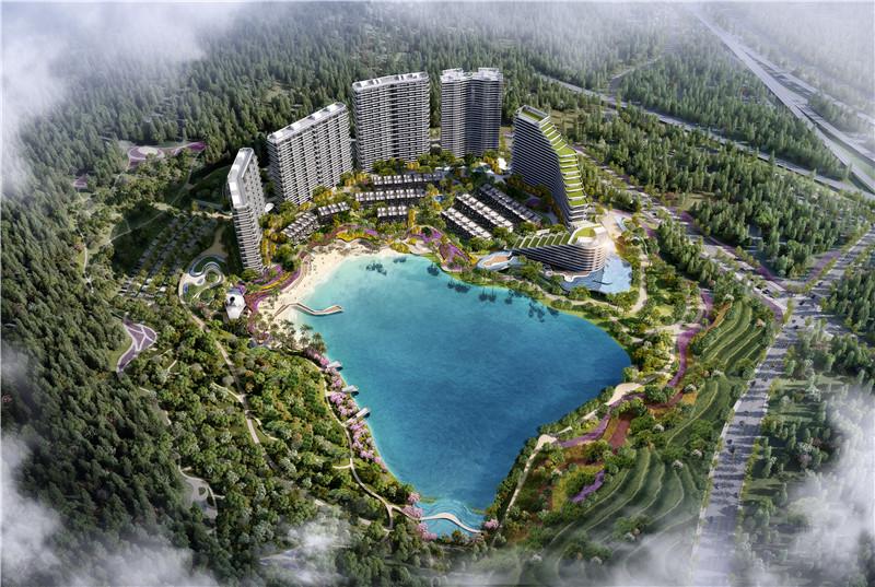 米易太阳湖