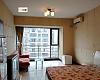 领地国际公寓 1室1厅1卫 45㎡押一付一月租金800元
