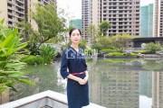走进邦泰·大渡河府 滨河湾客户经理陈诗,听她讲置业顾问的故事