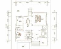 5室2厅1厨7卫B三层户型