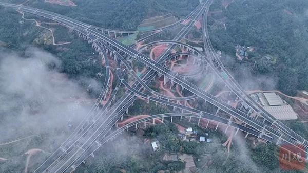 仁沐新高速马边支线