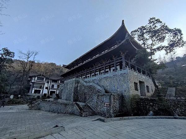 美女峰国家森林公园