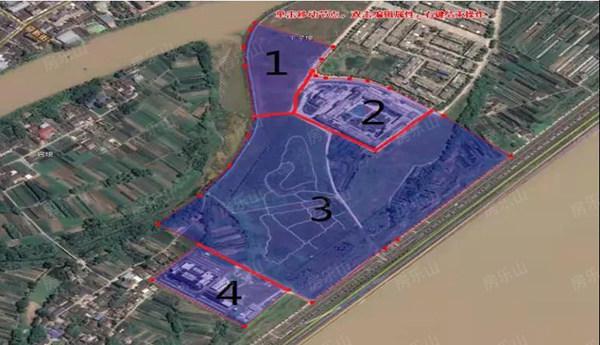 沙湾医院规划图