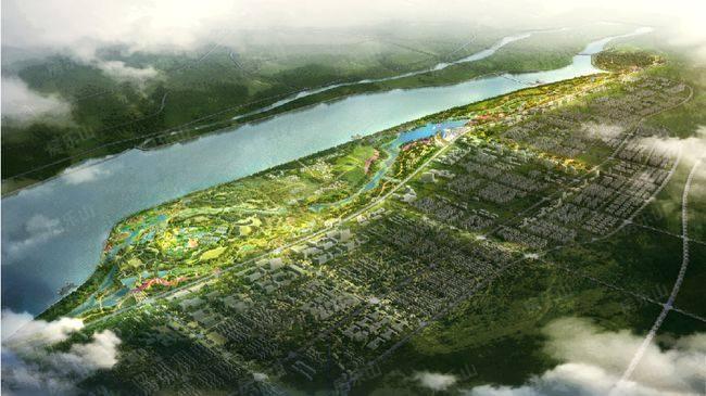 岷江湿地公园