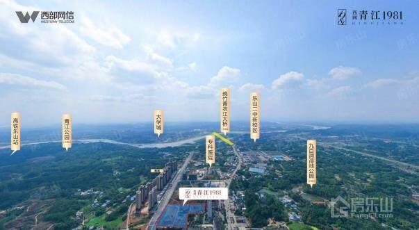 西网青江1981区位图