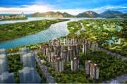 佳乐江屿城清盘了 房价4千多即可买现房