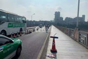 注意绕行!岷江一桥将于8月21日起实行半封闭施工