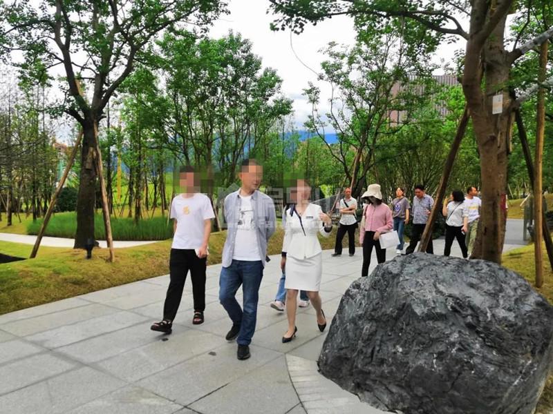 中国峨眉山国际康养中心实景图